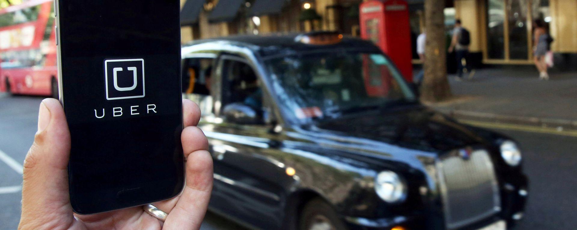 Uber e Lyft a Londra aumentano le emissioni di CO2