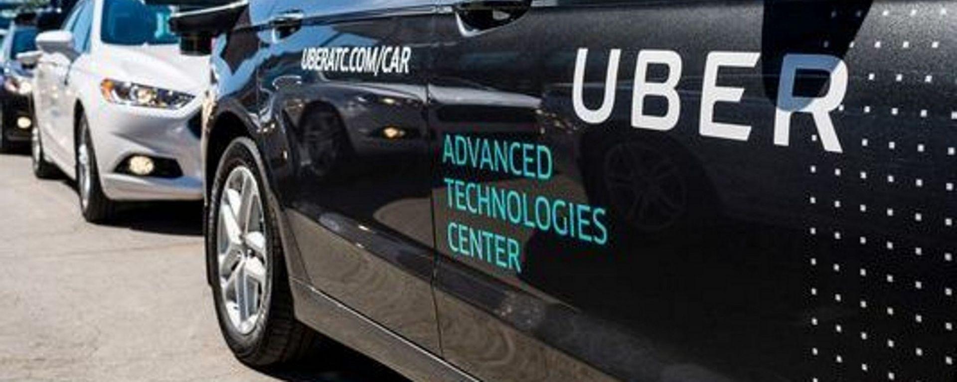 Uber, è Toyota il nuovo socio per la guida autonoma