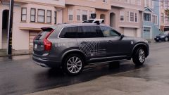 Uber e Volvo a San Francisco per la guida autonoma - Immagine: 1