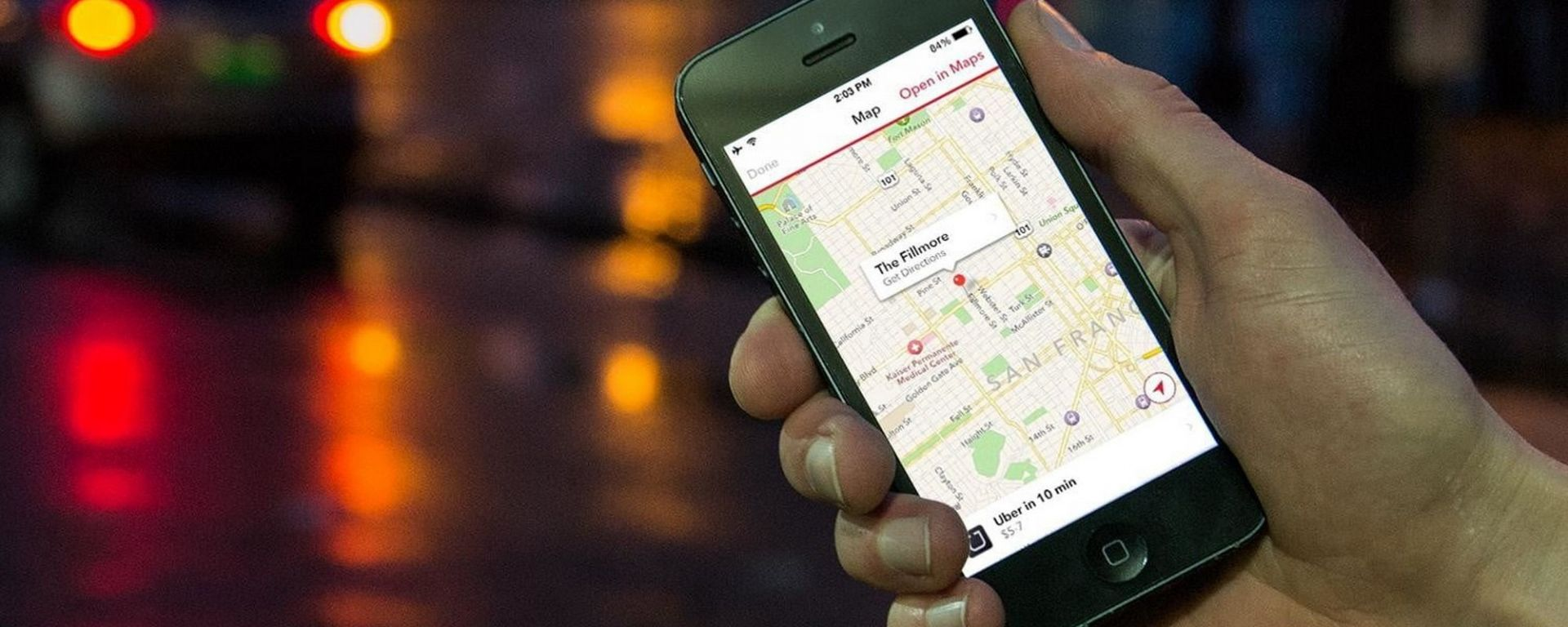 Uber, in cantiere l'app anti-ubriachi