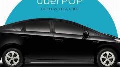 Uber, la multa è salata: l'aver attivato UberPop costa 800mila euro