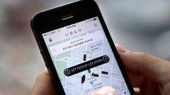 Uber: l'interno dell'app