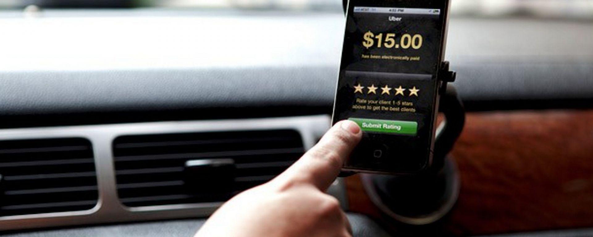Uber, Lyft, e gli altri servizi di ride hailing: quanto convenienti rispetto all'auto di proprietà?