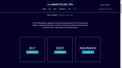 Uber Marketplace: acquisto, noleggio e assicurazione scontati - Immagine: 1