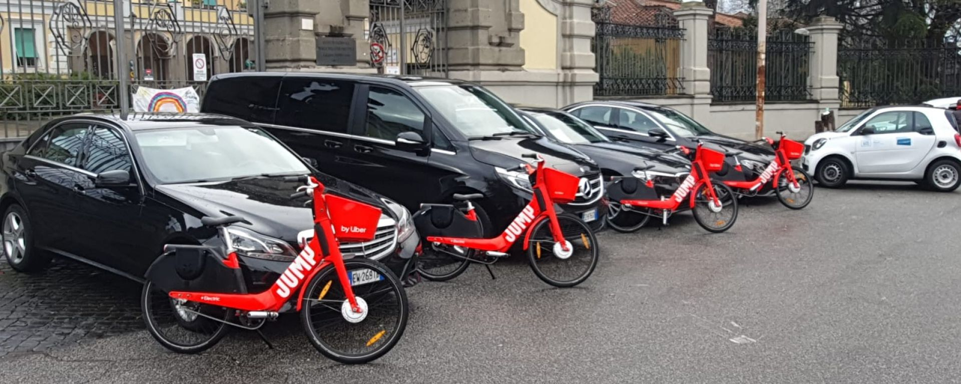 Uber per lo Spallanzani di Roma