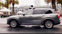 Uber: i primi robotaxi saranno 24 mila Volvo XC90 a guida autonoma