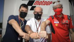 Ducati-VR46: è ufficiale! E il principe vorrebbe Valentino Rossi in sella