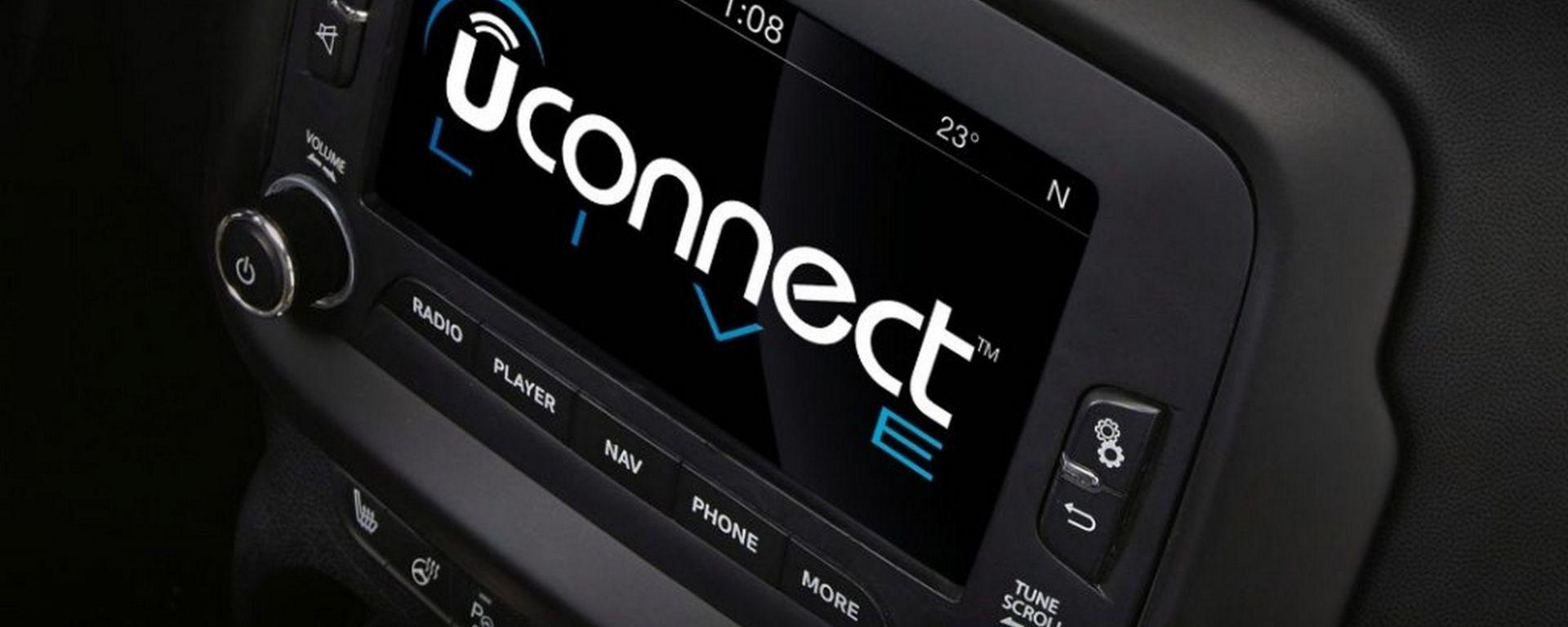 Uconnect, problemi con l'aggiornamento software