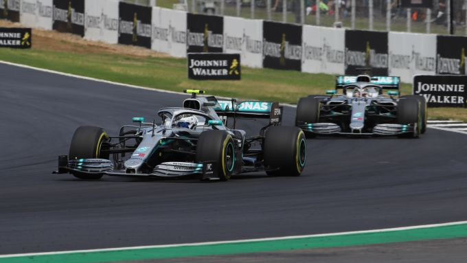 Ora è ufficiale: Bottas al volante della Mercedes fino al 2020