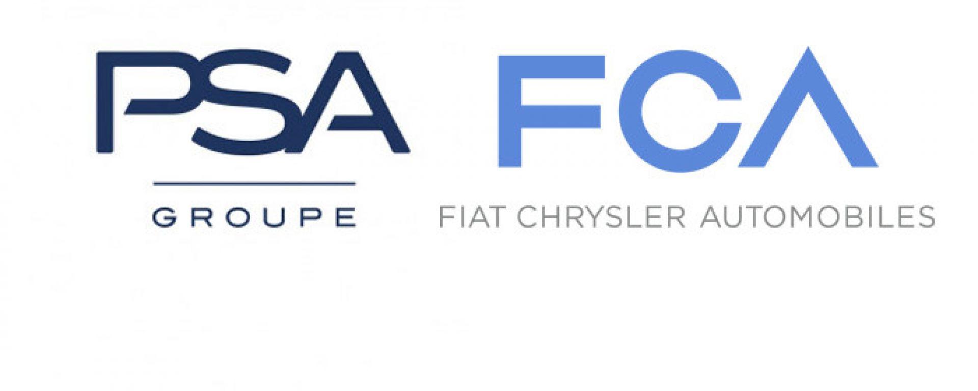 Ufficiale la fusione tra PSA e FCA