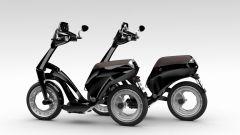 Ujet, il primo scooter elettrico pieghevole al mondo