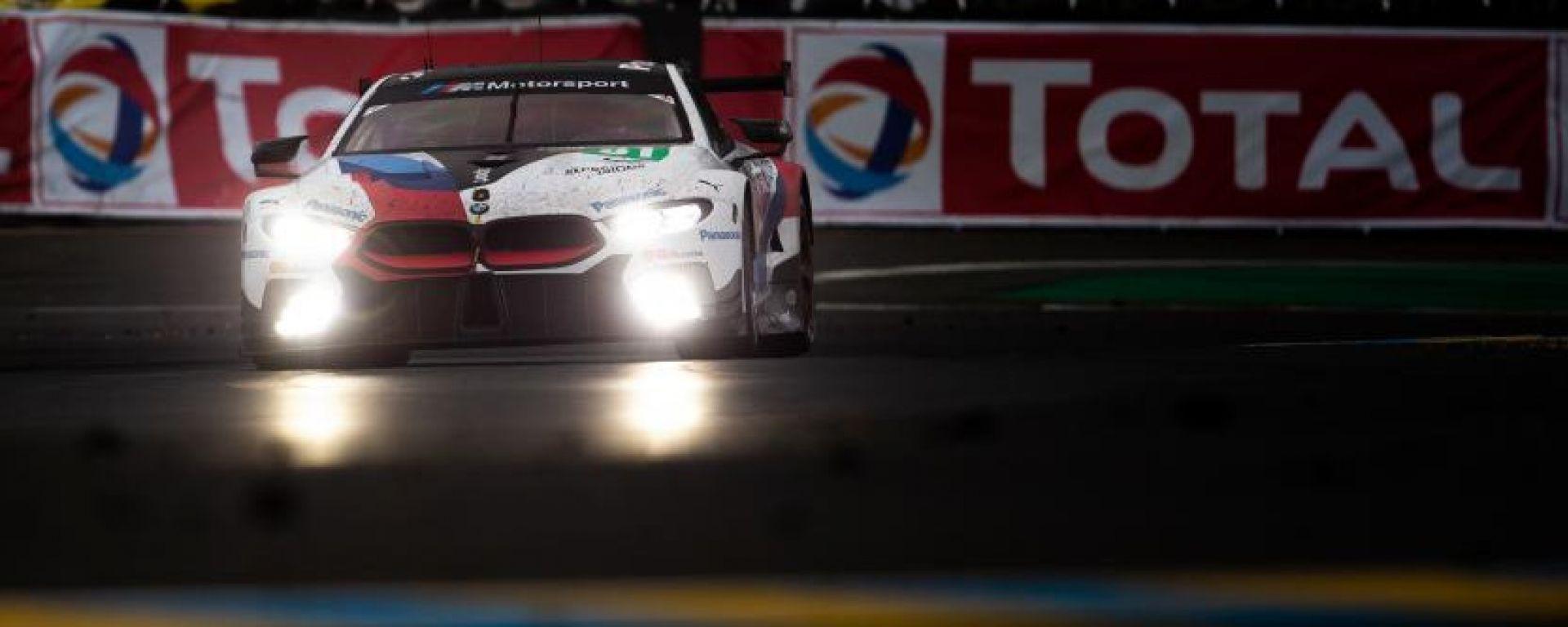 Ultima Le Mans per la M8, Bmw stacca la spina al programma WEC