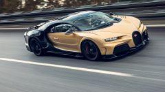 Ultimi test per Bugatti Chiron Super Sport