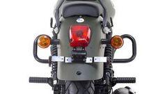 UM Motorcycles Renegade Commando, codino