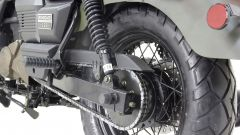 UM Motorcycles Renegade Commando, gomma posteriore