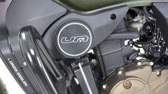 UM Motorcycles Renegade Commando, motore (3)