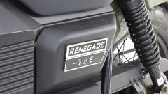 UM Motorcycles Renegade Commando, motore