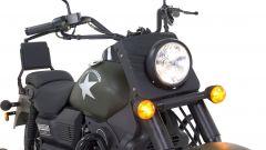 UM Motorcycles Renegade Commando, vista anteriore destra