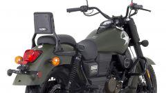 UM Motorcycles Renegade Commando, vista posteriore destra