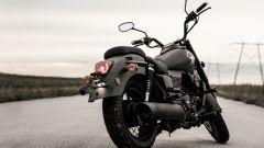 UM Motorcycles Renegade Commando, vista posteriore