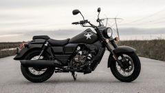 UM Motorcycles Renegade Commando