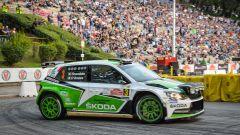 Umberto Scandola - Skoda Motorsport, Rally di Roma Capitale