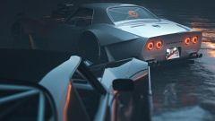 Un altro sguardo al rendering estremo per Chevrolet Corvette C3