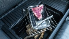 Un barbecue nel MegaBox di Ford Puma? Forse è meglio di no...