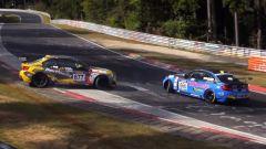 Nurburgring e incidenti in pista, il video da Youtube