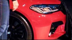 BMW M5 2020: il facelift mostrato in video su YouTube