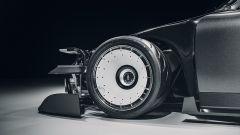Un dettaglio della Porsche 964 immaginata da Khyzyl Saleem