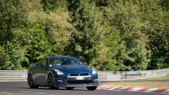 "Nurburgring on board: Nissan GT-R in 7'19"" - Immagine: 12"