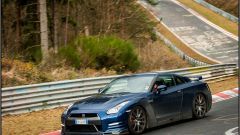 "Nurburgring on board: Nissan GT-R in 7'19"" - Immagine: 5"