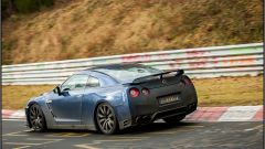 "Nurburgring on board: Nissan GT-R in 7'19"" - Immagine: 4"