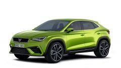 Cupra Terramar: il SUV coupé di Seat arriva nel 2020