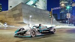 Una Batmobile? No! E' la nuova Formula E 2019 - Immagine: 2
