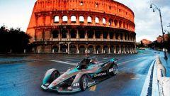 Una Batmobile? No! E' la nuova Formula E 2019 - Immagine: 4