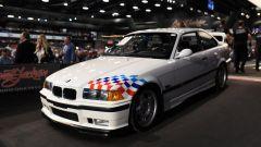 Una BMW E36 M3 Lightweight del 1995 della collezione di Paul Walker venduta all'asta