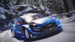 Una delle primissime immagini di WRC9
