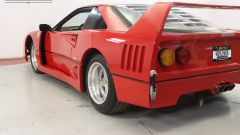 Una Ferrari F40 piuttosto credibile