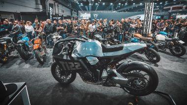Una foto dell'ultimo Motor Bike Expo prima del Covid
