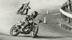 Una foto di repertorio della Harley-Davidson XR-750 del 1975