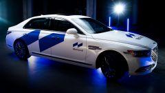 USA: Hyundai a guida autonoma per le strade di Las Vegas