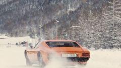 Una Lamborghini Miura...sulla neve - Immagine: 4