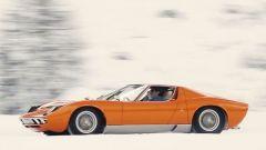 Una Lamborghini Miura...sulla neve - Immagine: 1