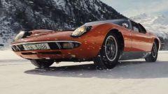 Una Lamborghini Miura...sulla neve - Immagine: 2