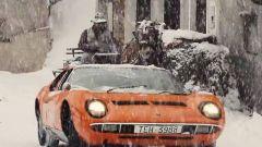 Una Lamborghini Miura...sulla neve - Immagine: 7