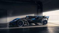 Una nuova foto di Bugatti Bolide
