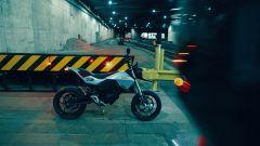 Una nuova motard elettrica: Zero FXE 2021