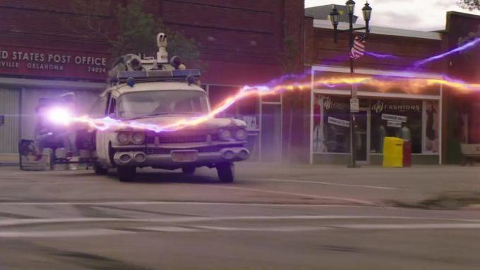 Una sequenza di Ghostbusters: Afterlife